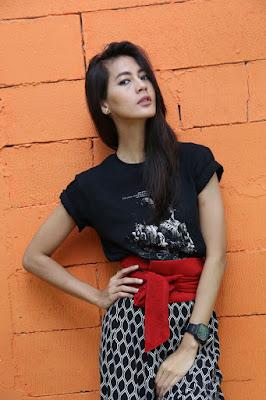 paula verhoeven instagram manis model dan seksi