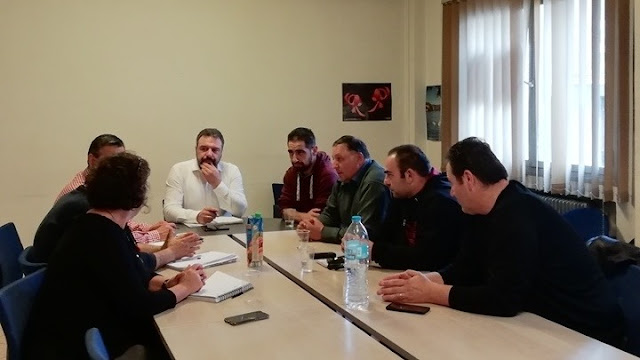 Συνάντηση Στ. Αραχωβίτη με κτηνοτρόφους της Μεσσηνίας
