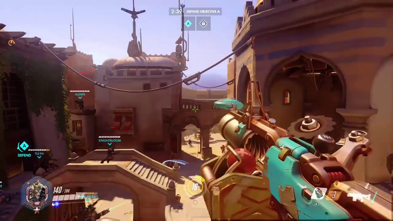 Fps Lag And Spiking In Overwatch
