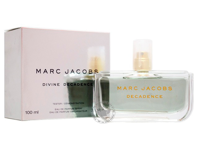 859c71dfc340c1 Marc Jacobs Divine Decadence 100ml Edp Spray (Tester Unit) Condition   New  with Tester Box, Without Cap