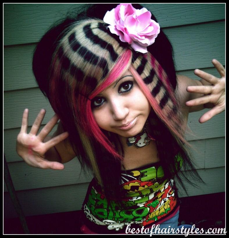 Terrific Cute Crazy Hairstyles Short Hair With Colour Allthatjazzdance Us Short Hairstyles For Black Women Fulllsitofus