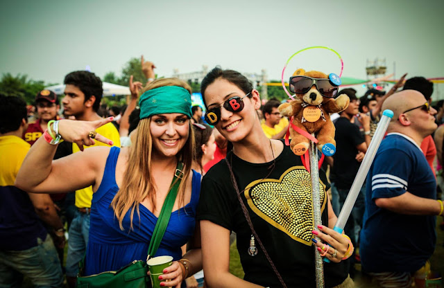 Sunburn Festival - Goa
