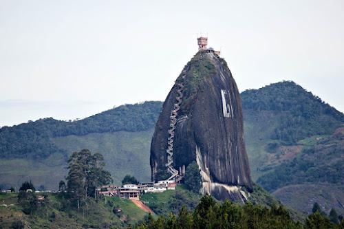Pedra de Guatapé – Colômbia
