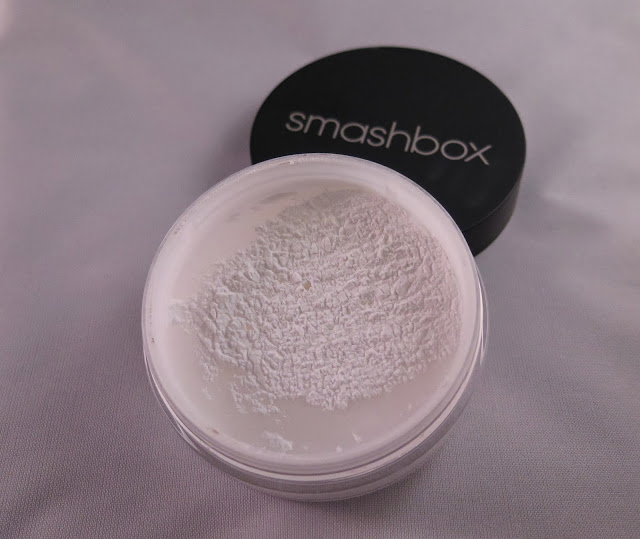 smashbox photo set finishing powder, Michelle Louise Love