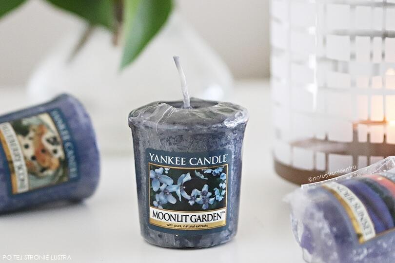 sampler yankee candle moonlit garden