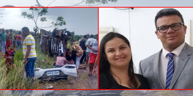 Polícia Rodoviária Federal confirma três mortos e cinco feridos graves em colisão frontal na BR 222; esposa e um filho do pastor seguem internados