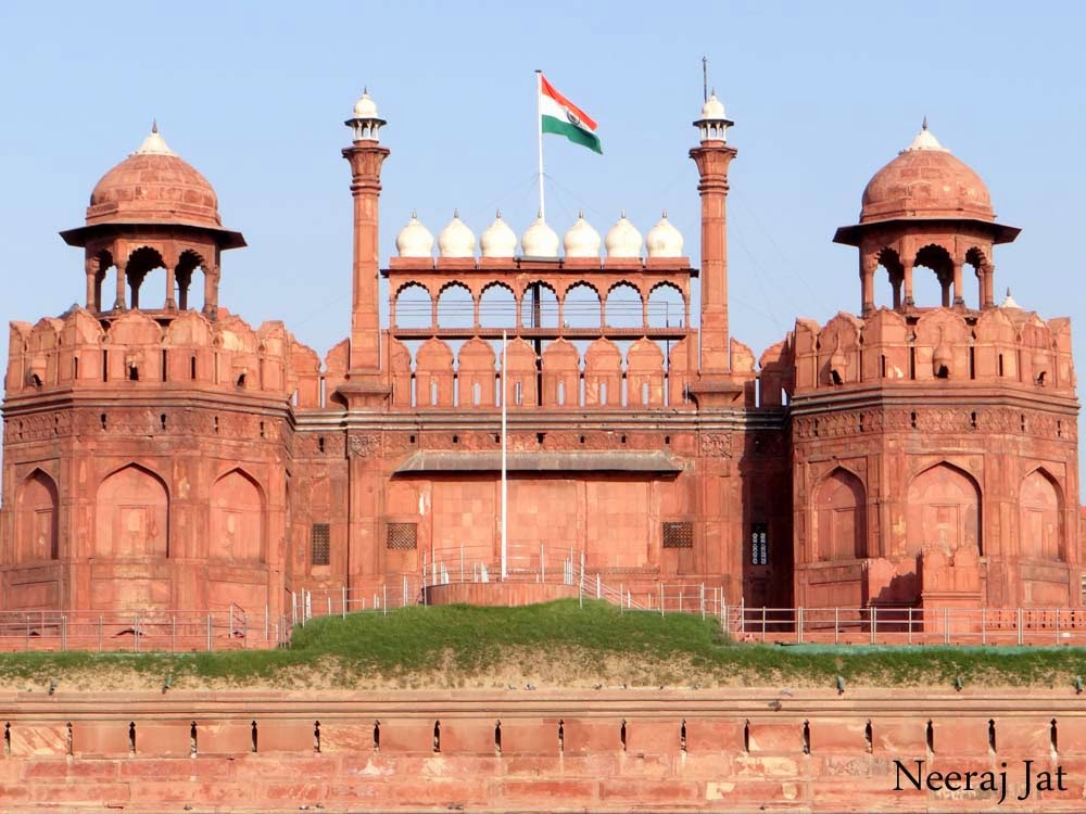 लाल किला, दिल्ली- एक फोटोयात्रा