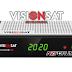 Atualização Visionsat Studio 3 HD V1.35 - 19/06/2018