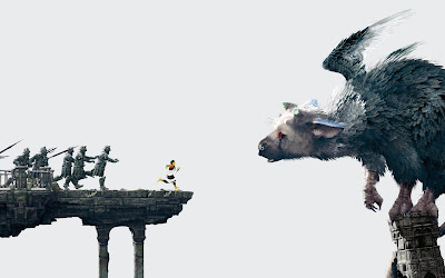 The Last Guardian - SIE Japan Studio