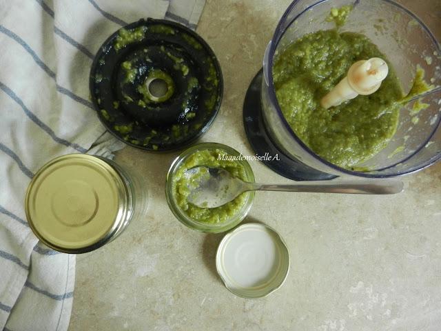 || Recette de petit pot pour bébé : Purée de haricots verts