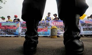 Gangguan Keamanan Dalam Negeri Pasca Pengakuan Kedaulatan