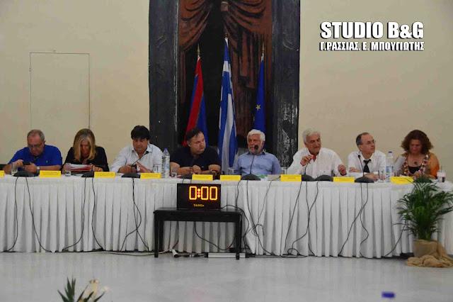 Τατούλης: Σε εξέλιξη η αποκατάσταση των ΧΑΔΑ Πελοποννήσου