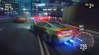 Games Need for Speed No Limits Mod Apk For Android Latest version