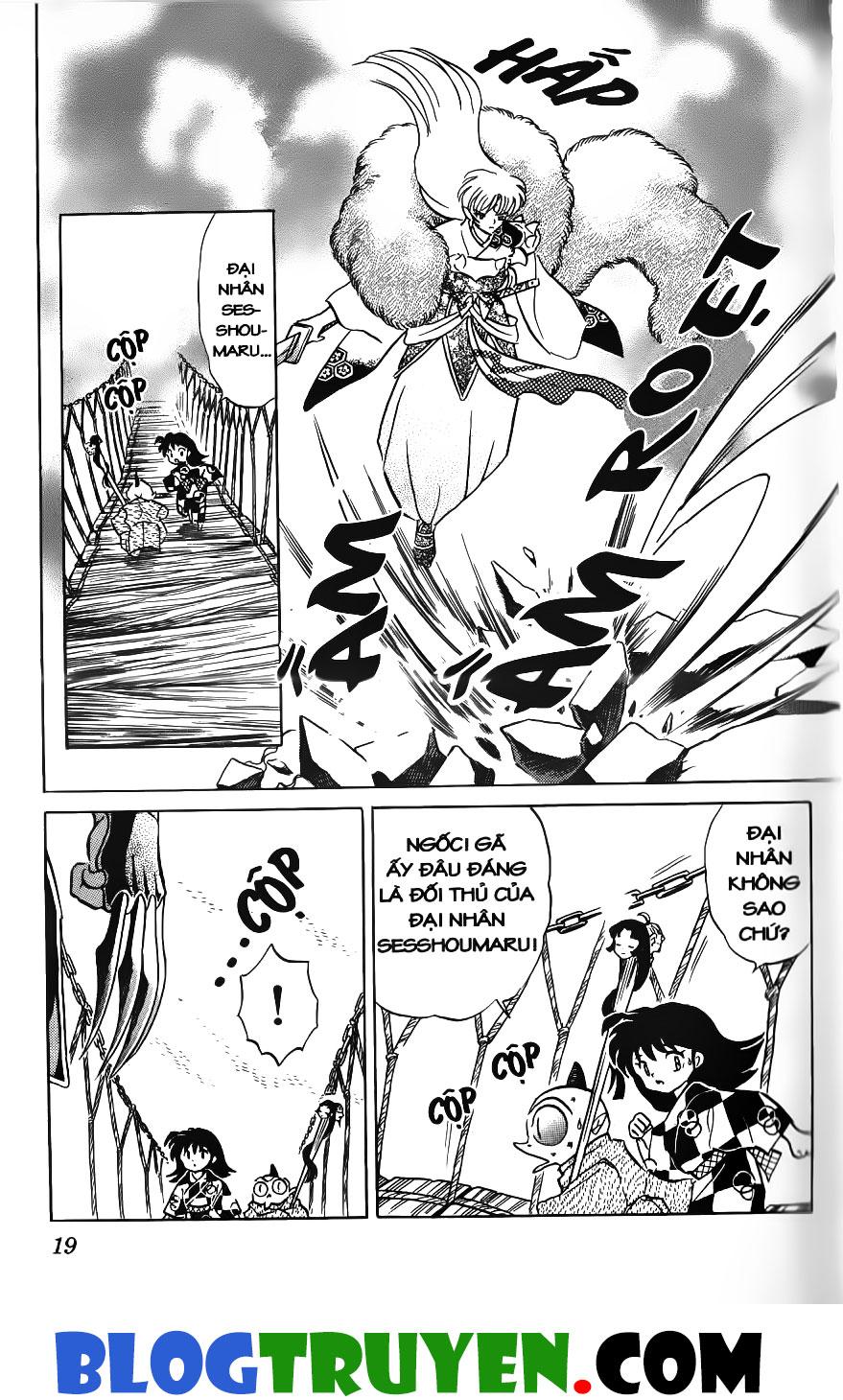 Inuyasha vol 27.1 trang 15