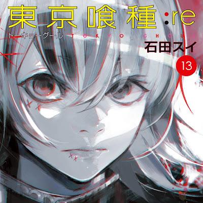 Tokyo Ghoul: Re [1-13/??][MANGA][MEGA]