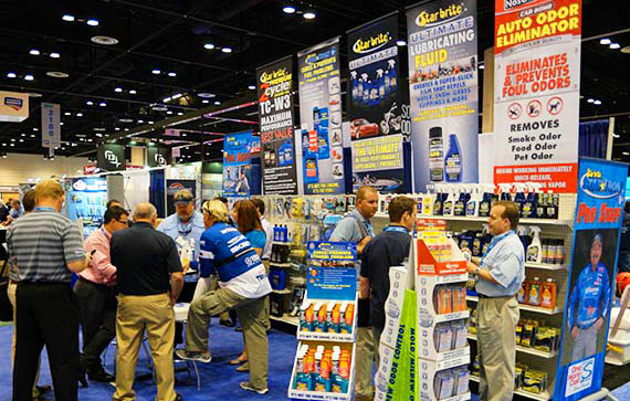 Star Brite ICAST booth