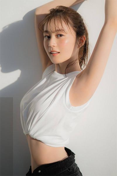 Erika Ikuta 生田絵梨花, Anan 2019.02.06 No.2137 (アンアン 2019年2月6日号)