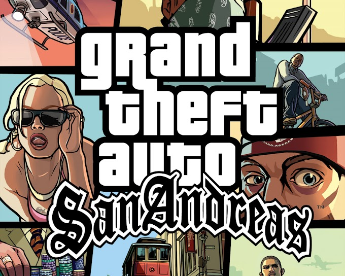 GTA San Andreas APK+OBB VERSAO FINAL