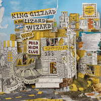 King Gizzard & the Lizard Wizard's Sketches of Brunswick East