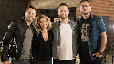 Boyce Avenue & Sarah Hyland Cover The Chainsmokers' 'Closer'