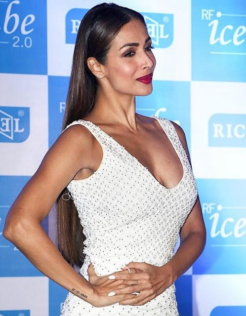 Malaika Arora Khan cleavage pics