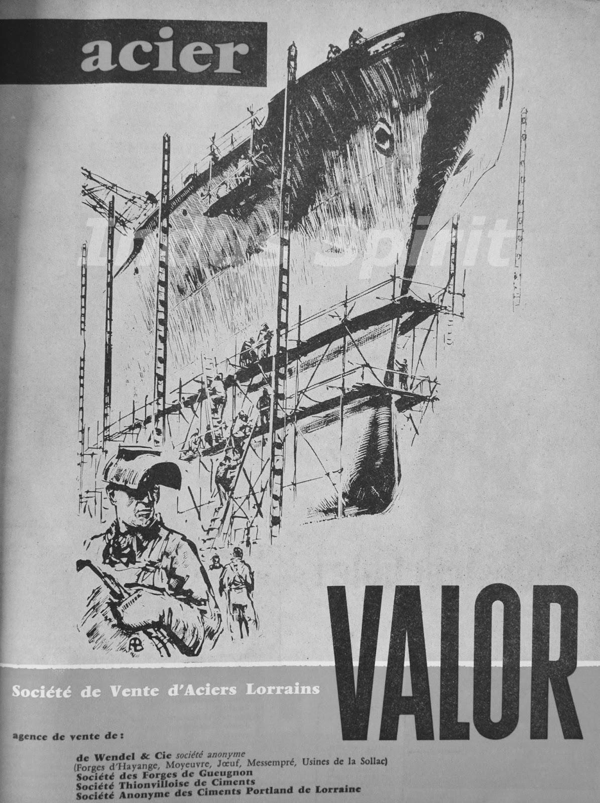 Acier Valor