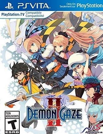 Demon Gaze II + Update v1 01(USA) [NoNpDRM][3 61][PCSE01141