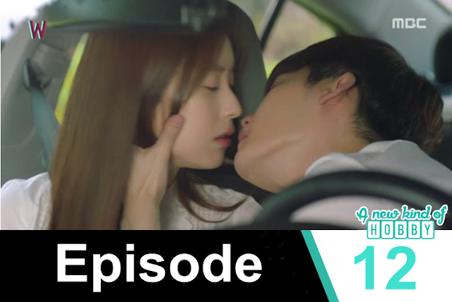 W - Episode 12 Review - The Car Kiss