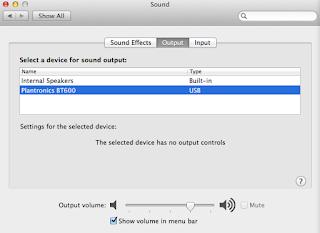 Plantronics BackBeat PRO+ BT600 sound config