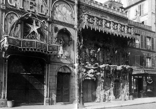 SAVOIRS D'HISTOIRE - Les cabarets flippants de la Belle Époque 002