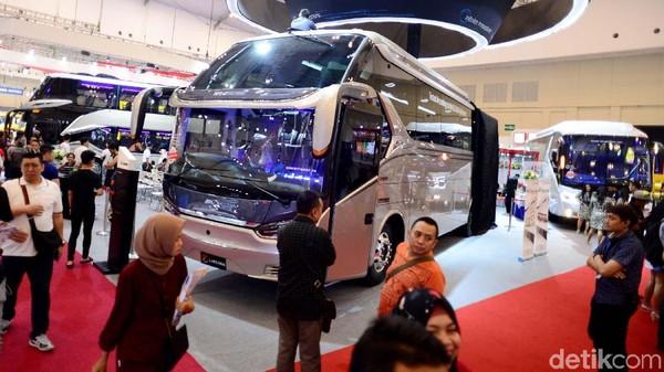 Indonesia Jadi Tuan Rumah Pameran Bus Internasional.