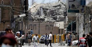 Gempur Sanaa, Teroris Syiah Houthi Kerahkan Tentara