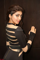 Pranitha Subhash in a skin tight backless brown gown at 64th Jio Filmfare Awards South ~  Exclusive 124.JPG