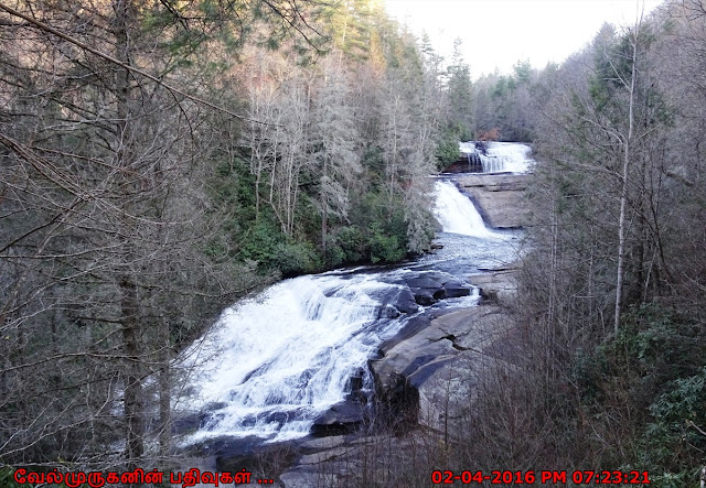 Triple Falls Hike NC