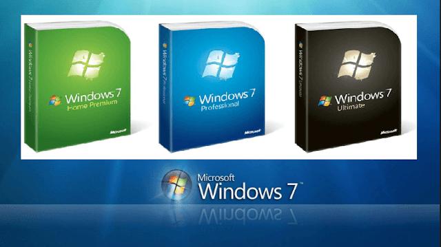 تحميل ويندوز windows 7 النسخة الأصلية من مايكروسوفت بالنواتين 32bit و 64bit