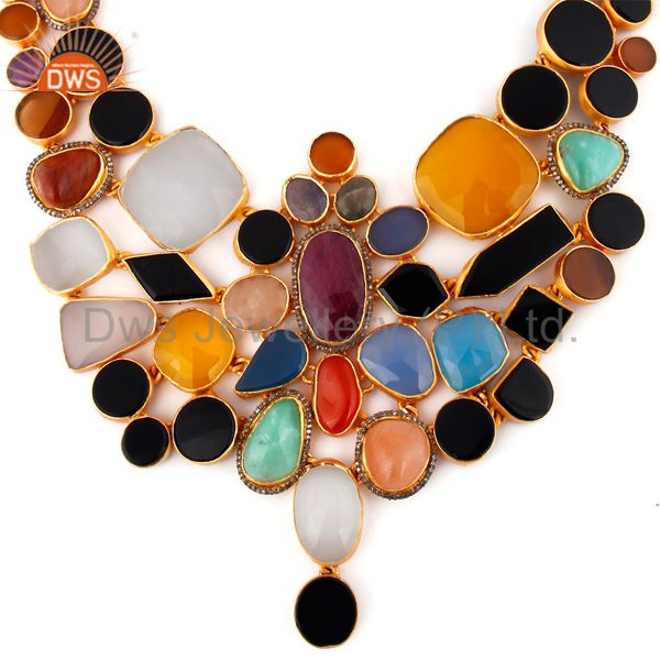 Wholesale Semi Precious Stone Jewellery Manufacturers In India