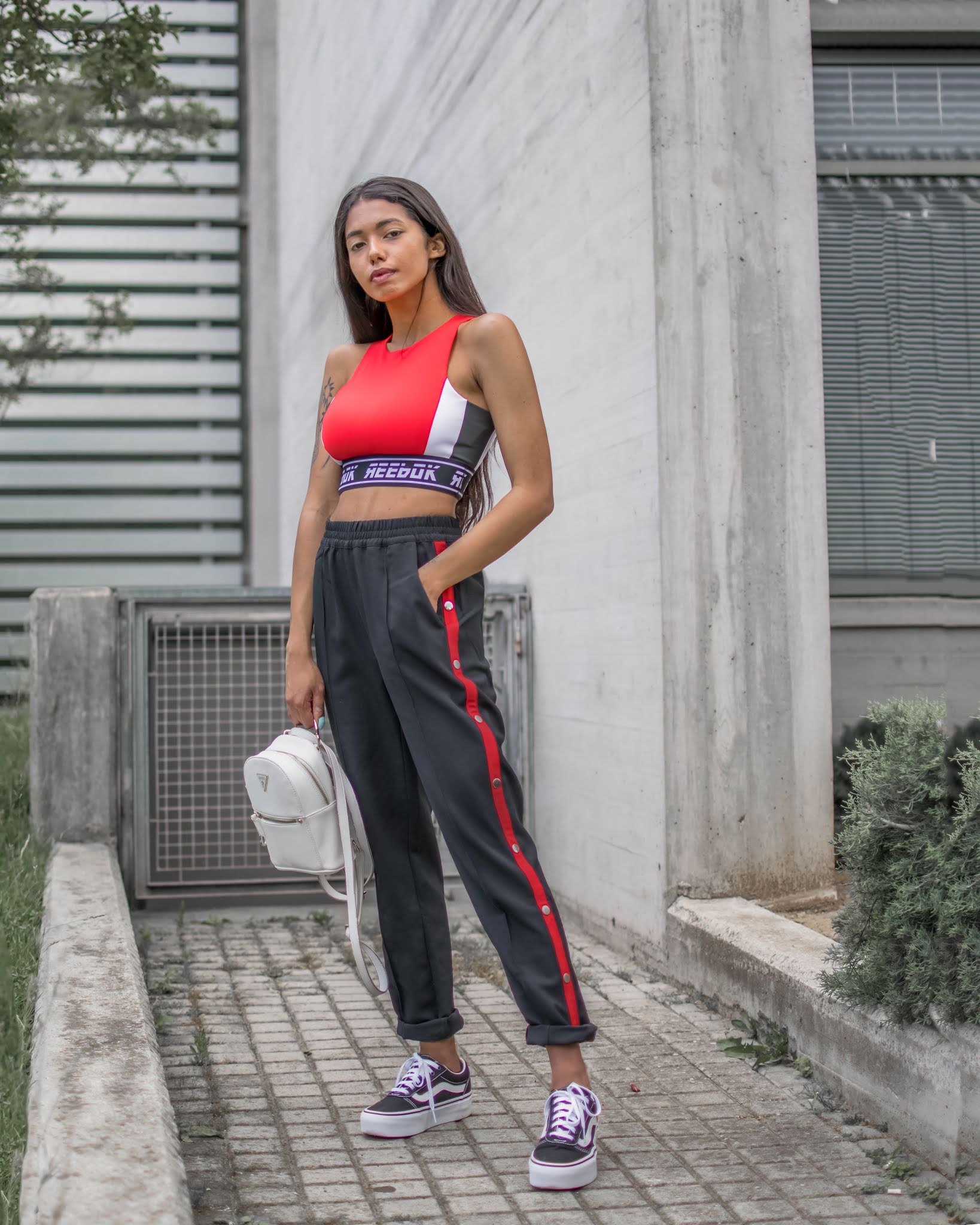 streetwear athleisure outfit inspiration