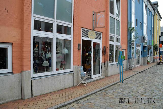 Rote Straße Flensburg
