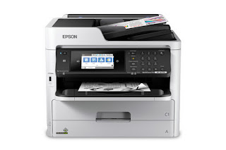 Epson WorkForce Pro WF-M5799 driver download Windows, Mac, Linux