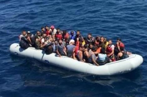 الجهوية 24 - إنقاذ 167 مهاجرا في تدخلات متفرقة بالمضيق