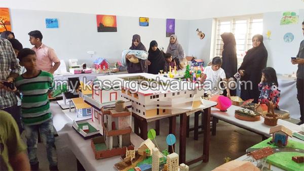 Kerala, News, Kasargod, Koliyadukkam, Apsara Public School, Expo, Innos 2018 Expo in Apsara Public School.