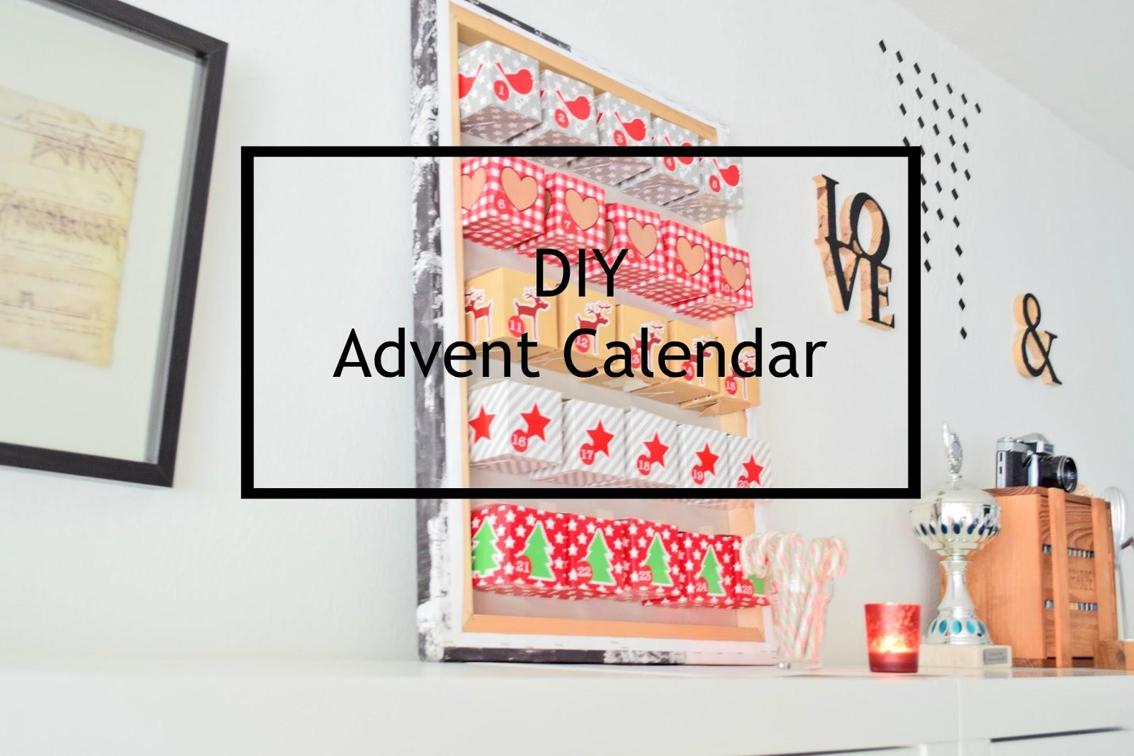 DIY Adventskalender!