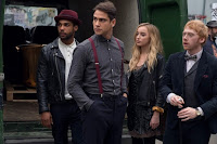 Lucien Laviscount, Luke Pasqualino, Phoebe Dynevor and Rupert Grint in Snatch Series (7)