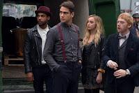 Lucien Laviscount, Luke Pasqualino, Phoebe Dynevor and Rupert Grint in Snatch Series (7)