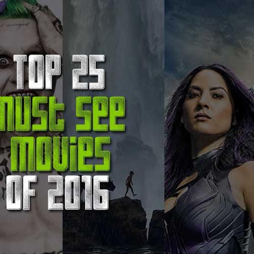 2016 Yılının Fantastik Filmleri