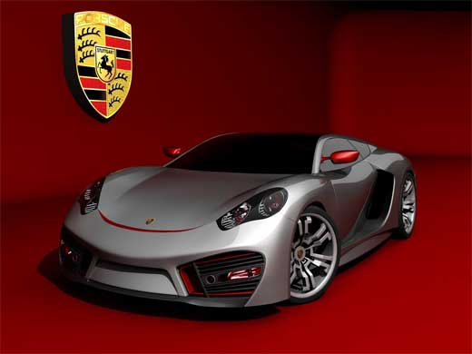 New Porsche Sport Car Concept By Emil Baddal Design Automotive Todays