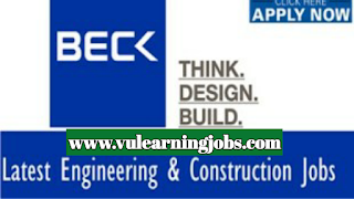 Beck Jobs - Construction Company - Europe - Jobs In 2019