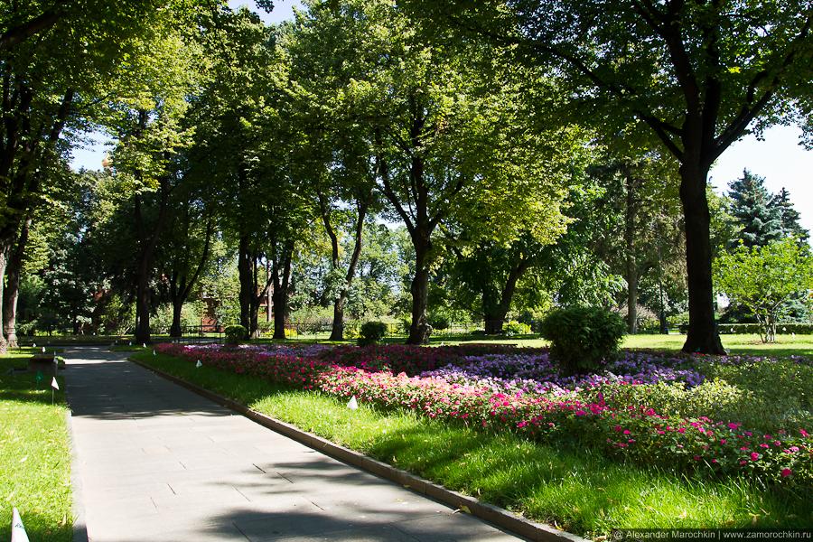 В Тайницком саду | The Secret Garden