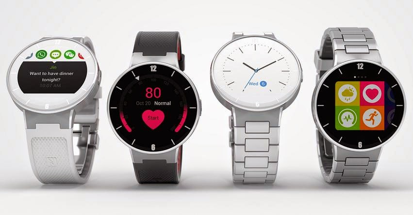 Alcatel Announced OneTouch Watch