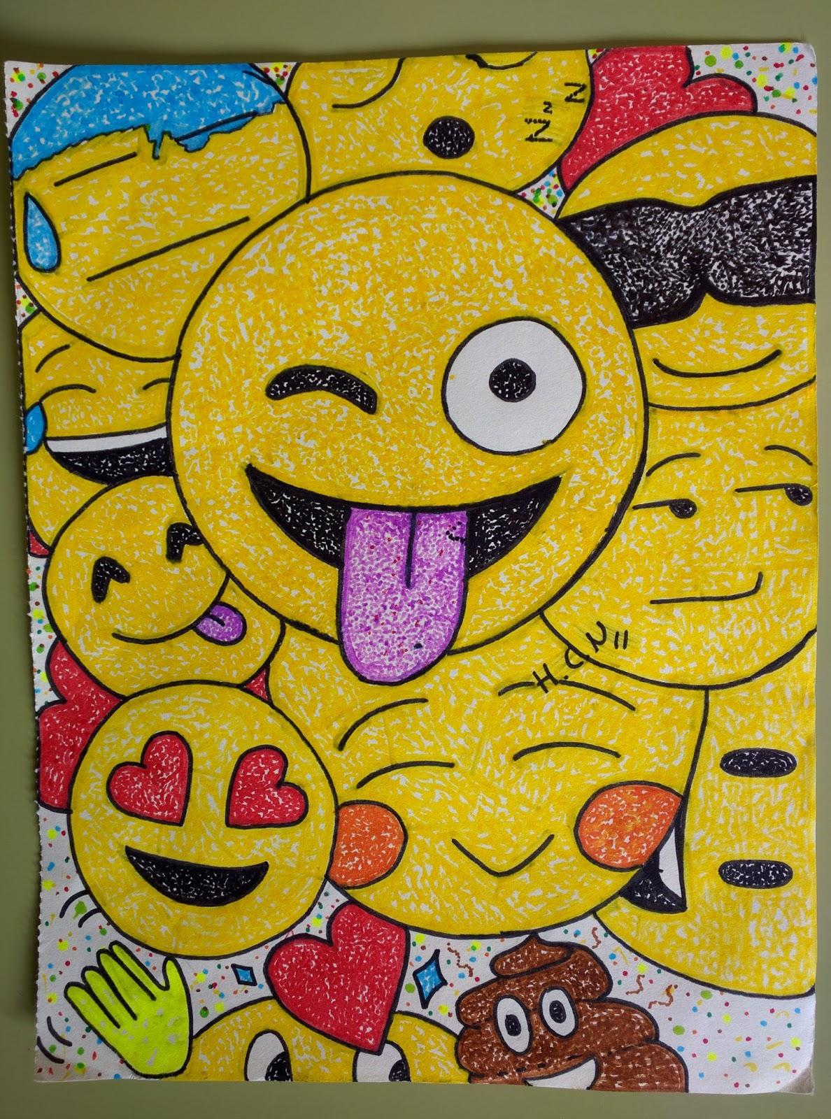 my class blog pointillism in art class year 6